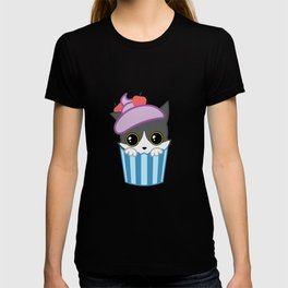 cupcake kitty T-shirt