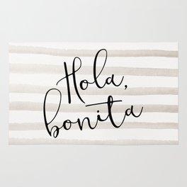 Hola Bonita Rug