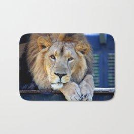 Lion 1 Bath Mat