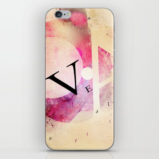 VEA 21 iPhone & iPod Skin