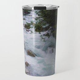 Nooksack River - Pacific Northwest Travel Mug