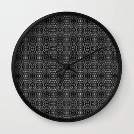 Holding Space in the Coherence grd 8x8 Wall Clock