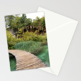 guided relaxation Stationery Cards