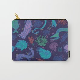 Creatures Of the Deep Sea Carry-All Pouch