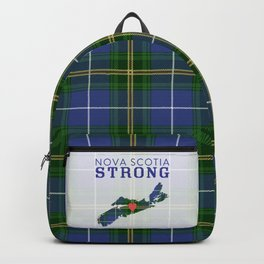 Nova Scotia Strong Backpack