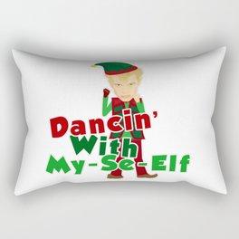 Dancin' with My-Se-Elf Rectangular Pillow