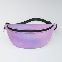 Rainbow Lavender Fanny Pack