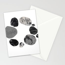 Circle Stones No.1 Stationery Cards