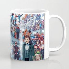 You'll Be Safe Here Coffee Mug
