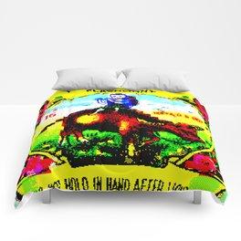 Buffalo & Boy Comforters