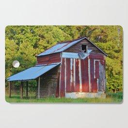 Tobacco Barn Cutting Board