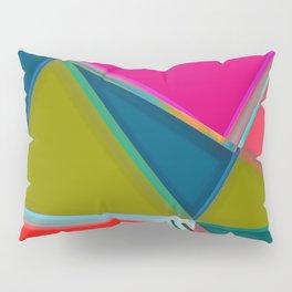 Art Deco | Modern Art | Vibrant Colors | Pastels | Art Pillow Sham