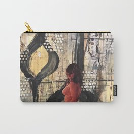 Abstract Experimentation V 2.0 Carry-All Pouch