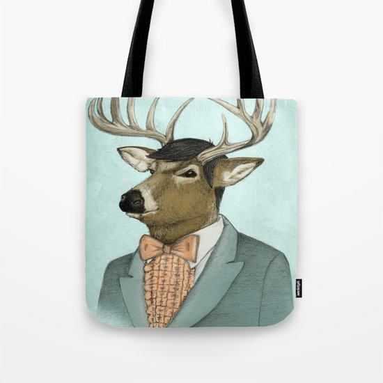 Going Stag Tote Bag