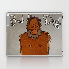 bad hair day no:4 / Bigfoot Laptop & iPad Skin