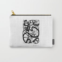 Arabic Alphabets [3] Carry-All Pouch