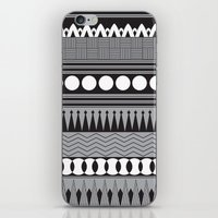 native iPhone & iPod Skins featuring Native  by flamboyancedesigns