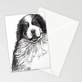 Bernese Mountain Dog Stationery Cards