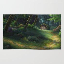 Little Forest Cottage Rug