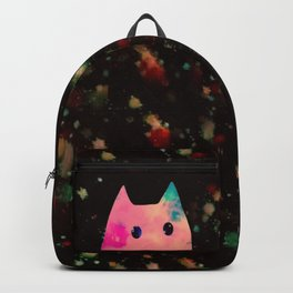 cats new collar 500 Backpack