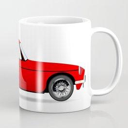 Sports Car Coupe Coffee Mug