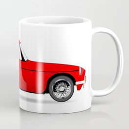 Sports Car Coupe Coffee Mug