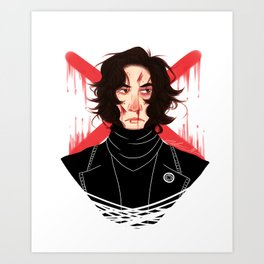 Destruction Art Print