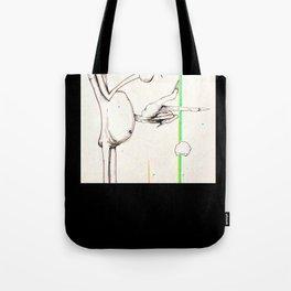 Mile's Warlock Tote Bag