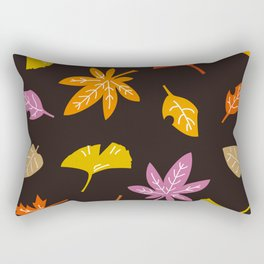 Autumn Leaves_F Rectangular Pillow