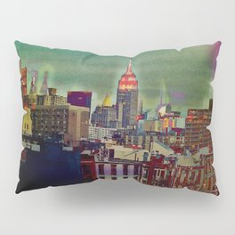 Manipulated City Pillow Sham