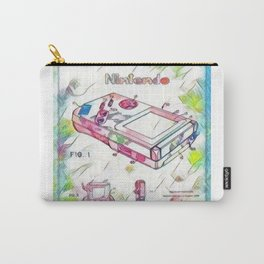 Rainbow Nintendo 1st Patent Carry-All Pouch