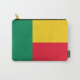 Flag of Benin Carry-All Pouch