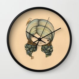 Anne n Belle Wall Clock