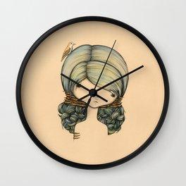 Anne n Belle Wall Clock