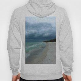 Moody  Sky Over Florida Beach Hoody