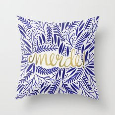 Pardon My French  Throw Pillow