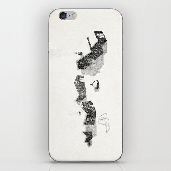 Le Village iPhone & iPod Skin