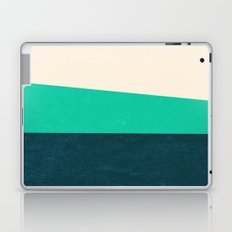 Stripe II Fresh Mint Laptop & iPad Skin