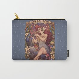 Gamer girl Nouveau Carry-All Pouch