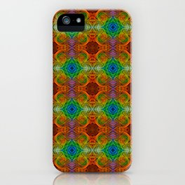 Tryptile 34d (Repeating 2) iPhone Case