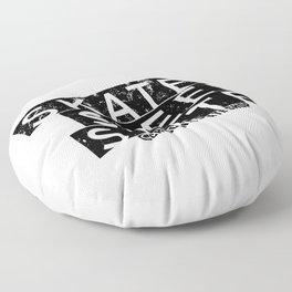 Skate Sleep Skate Floor Pillow