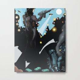 Apex City  Metal Print