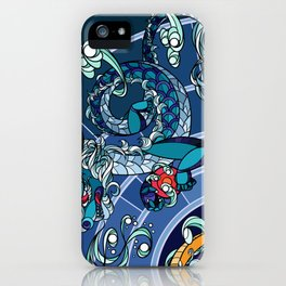 Divided Sky, Benevolent Beasts [2/4] iPhone Case