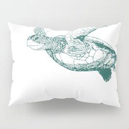 Kemp's Ridley Sea Turtle Pillow Sham