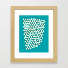 Raised In Reef 2 Framed Art Print