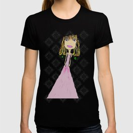 Pink Lady from Casablanca T-shirt