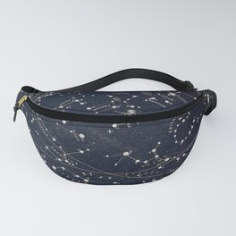Constellation Chart Fanny Pack