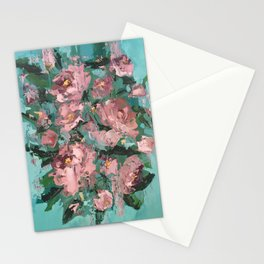Roses - Botanical Series by Meredith Marsone Stationery Cards