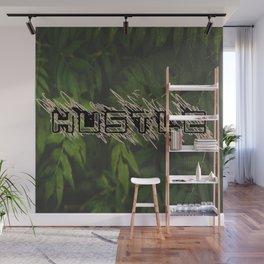 Hustle Nature Wall Mural