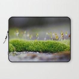 Mossy Moss Laptop Sleeve